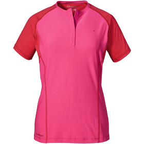 Schöffel Rosaria1 Koszulka Kobiety, fandango pink